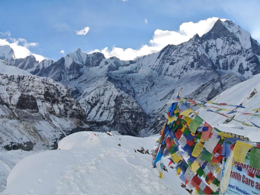 Yoga Trekking To Annapurna Base Camp (ABC)