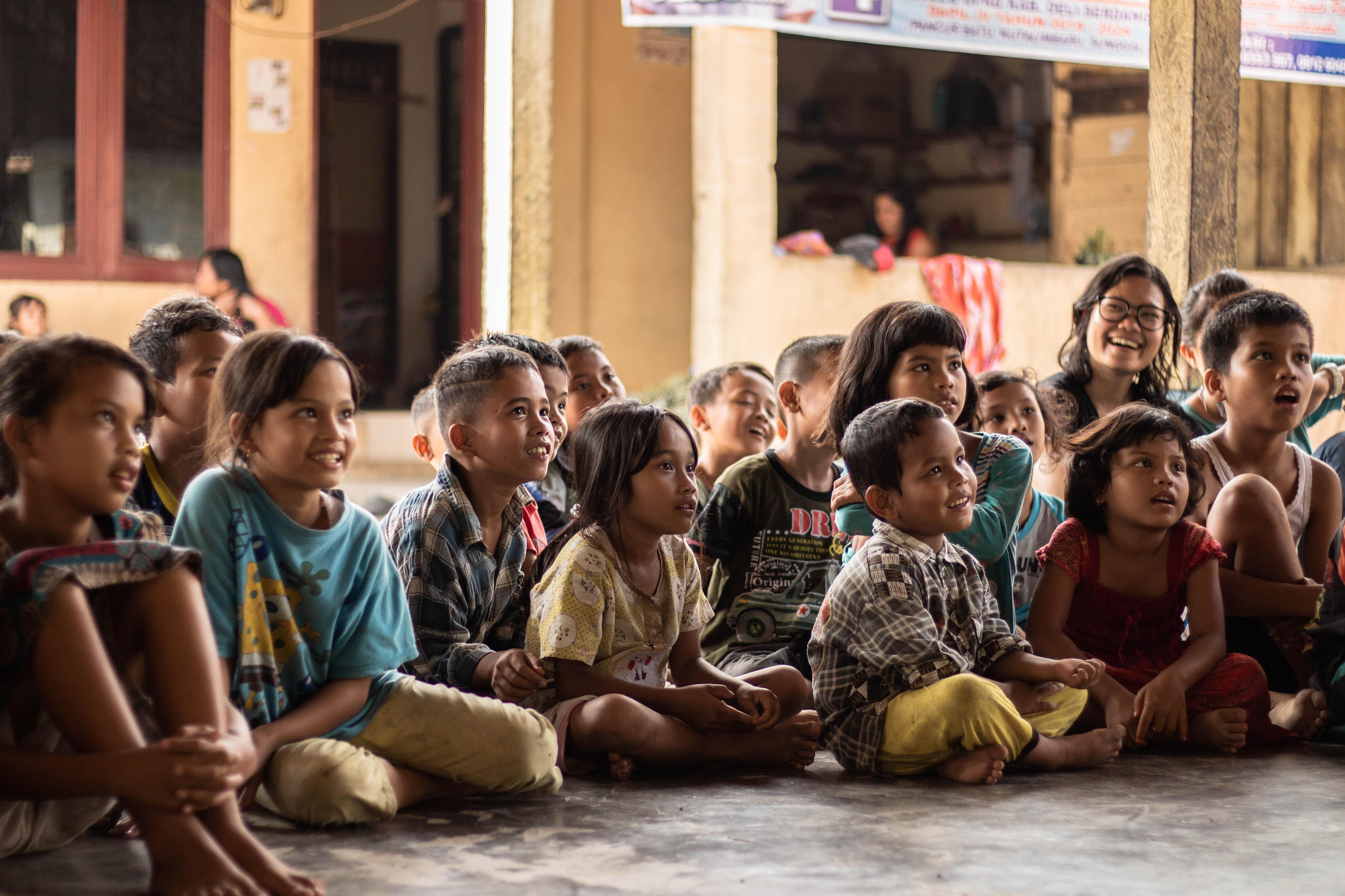 Teaching volunteer in pokhara nepal